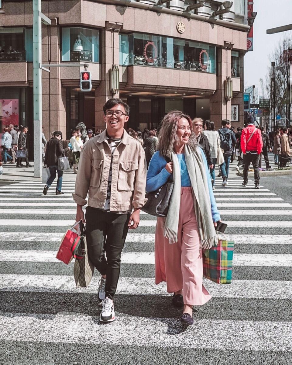 iSetan dan Mitsukoshi Department Store, Surga Untuk Kamu Pecinta Belanja di Tokyo, Jepang