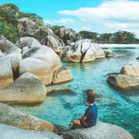 Rekomendasi Wisata dan Kuliner di Pulau Belitung dan Bangka